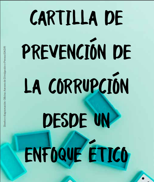 cartilla prevencion de la corrupcion